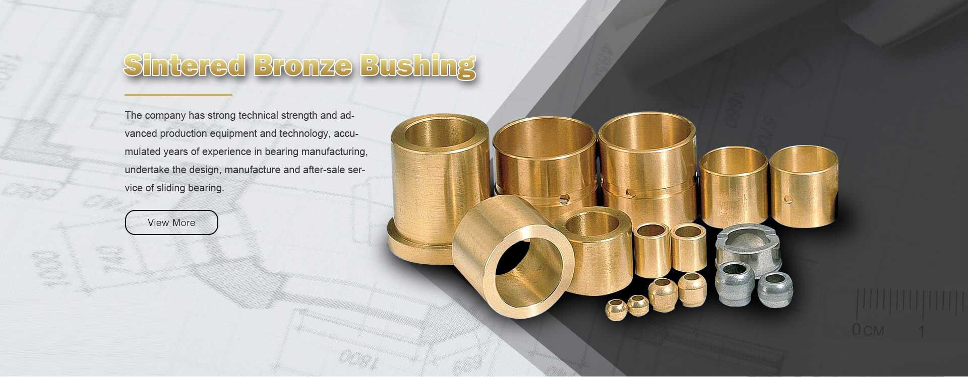 Sintered Metal Powder Bearing