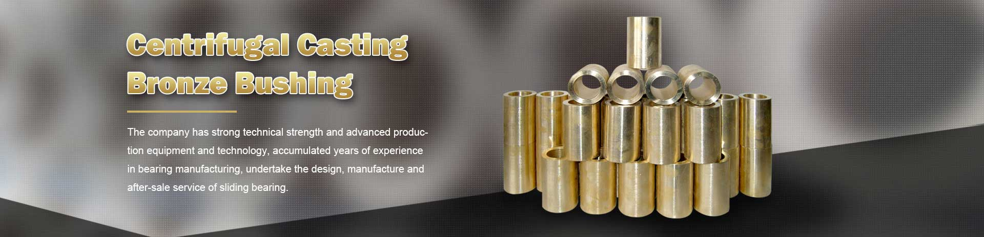 Bronze Self-Lubricating Bearing