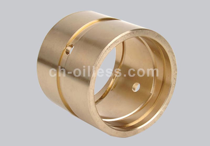 CHB-600 Oil Groove Brass Bushing