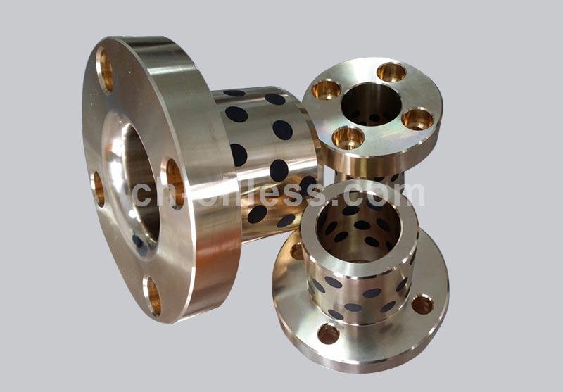CHB-HGB Bronze Self-Lubricating Bearing