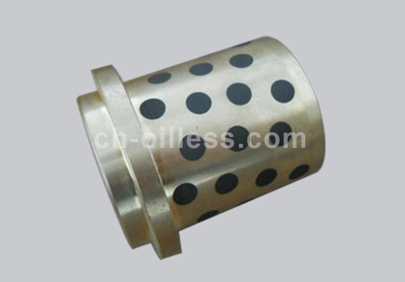 CHB-JNA Bronze Self-Lubricating Bearing