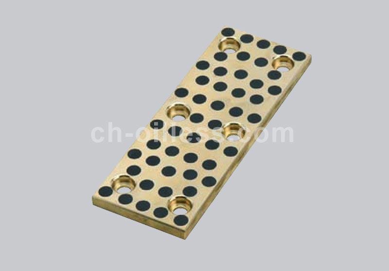 CHB-JSP Bronze Self-Lubricating Bearing