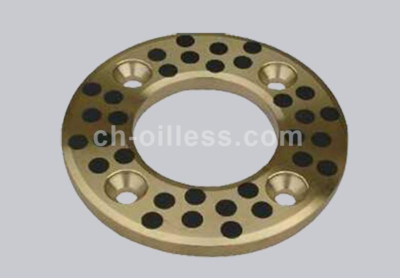 CHB-JTW Bronze Self-Lubricating Bearing