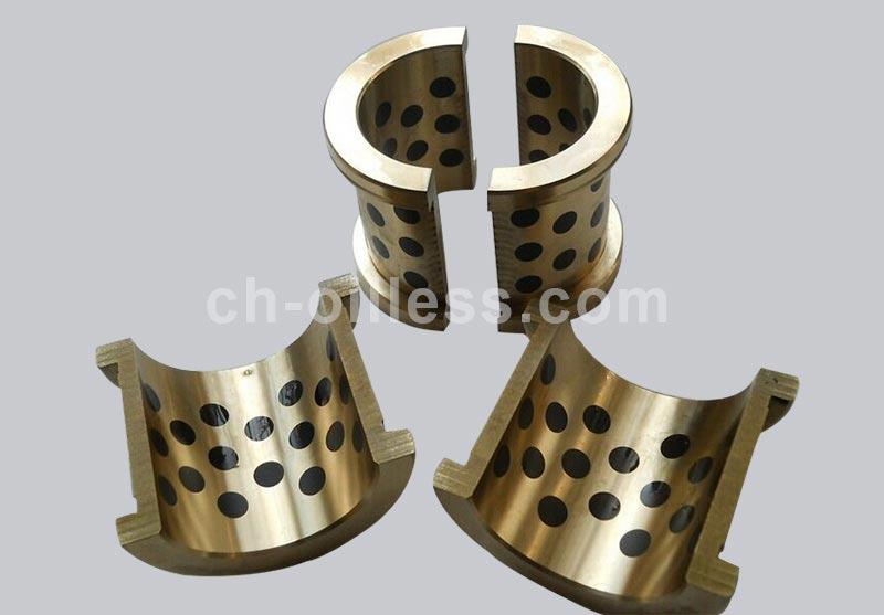 CHB-JZW Bronze Self-Lubricating Bearing