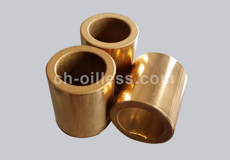 CHB-FU1 Sintered Bronze Bushing