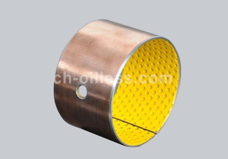 Metal-Polymer Composite Bearing