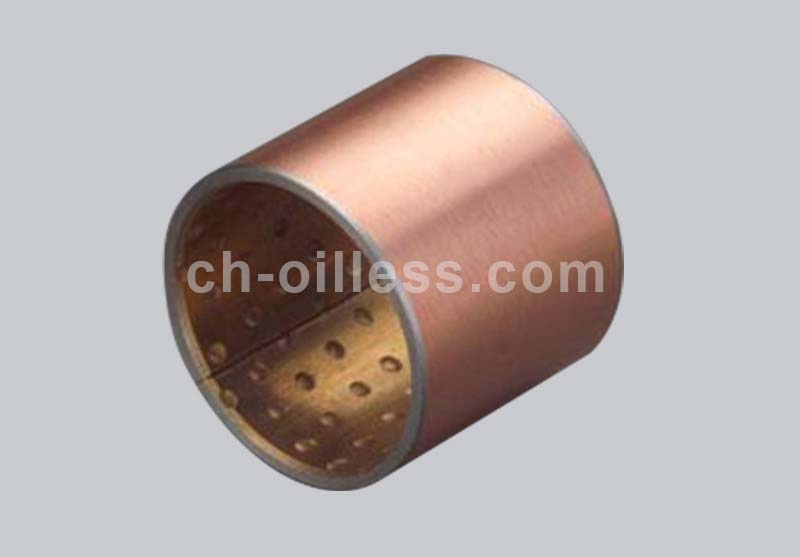 Bi-Metallic Composite Bearing